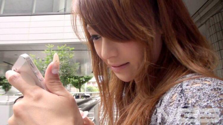 凜 22歳 フリーター マジ軟派、初撮。91 in 渋谷 チームT 200GANA-012 (5)