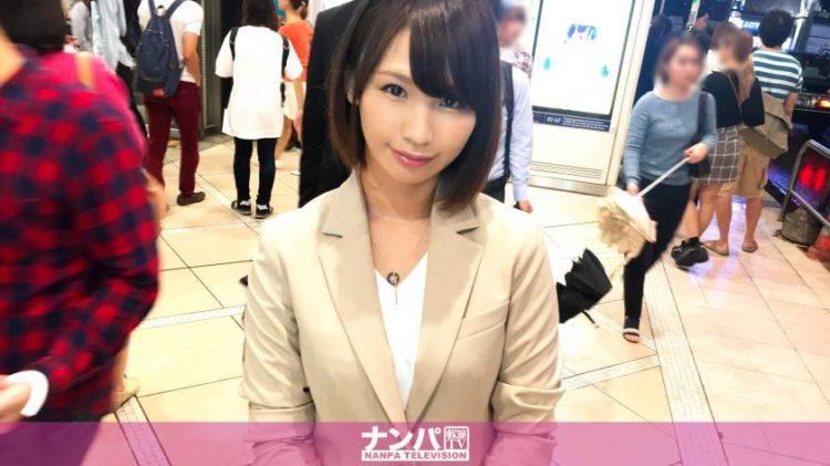 【動画あり】 マジ軟派、初撮。 935 ようこ 24歳 化粧品メーカー広報 ナンパTV 200GANA-1518 (7)